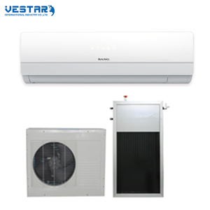 Low price high efficiency solar ac air conditioner