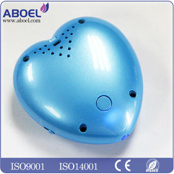 High Efficiency New Ecotypic Personal Or Car Air Cleaner