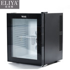 ELIYA countertop single low noise mini bar fridges for hotel,ammonia hotel minibar refrigerator 30l 40l