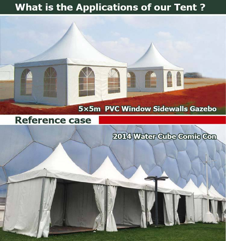 4sets 6 6m Catering Pagoda Tents For Restaurant Uses Buy