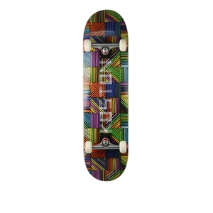 Wholesale pro level completed skateboard ,Quality 7ply Canadian maple deck made by leading factory in China