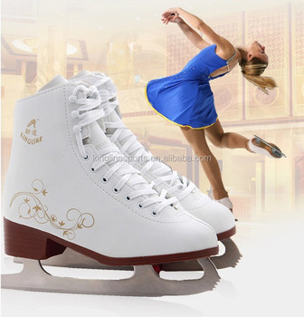 Wholesale And Fashionable Ice Skate Ice Skating Shoes For Women