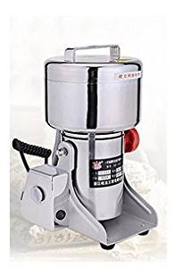 300g Stainless Steel High-speed Grinder Mill Family Medicial Powder Machine Commercial Electric Grinder Mill Herb Grinder,pulverizer 110v by HuangCheng