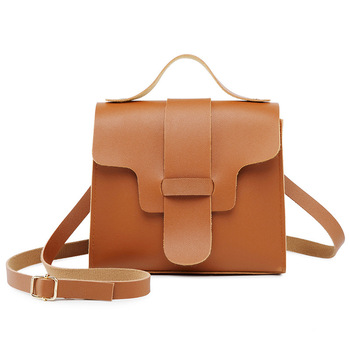 Luxury Small Leather Crossbody Bags for Women 2019 Brown Women Leather Handbags Tote Shoulder Bags Clutch Messenger