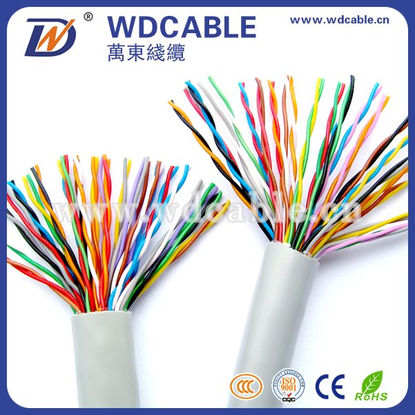 10 20 30 40 50 100 150 200 pairs copper telephone cable