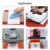 Qingyi craft sewing pvc a0 a1 a2 a3 self healing cutting mat for plotter