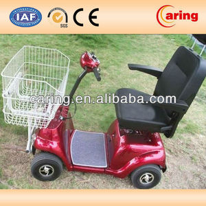 electric shopping trolley for senior