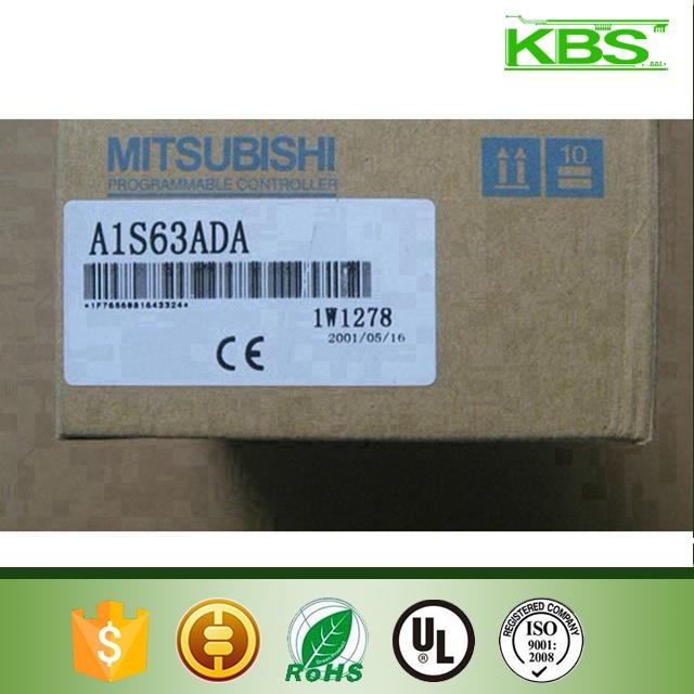 NEW Mitsubishi PLC A1S63ADA