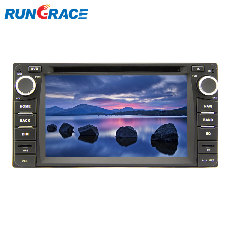 Wholesale 2 din 6.2'' Android <strong>car</strong> stereo mirro link navigation gps