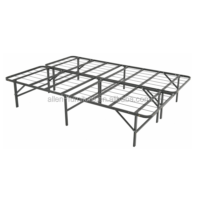 Folding Bed Frame Twin/Full/Queen/King Metal Platform