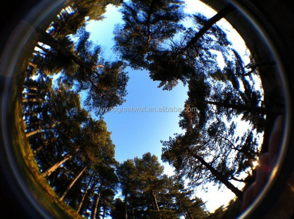 Circle Clip 235 Degree Super Fisheye Lens For Smart Phone