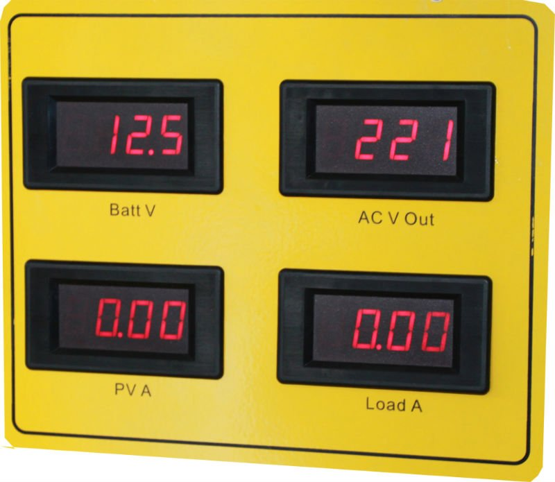 Factory supply AC current meter high voltage ammeter