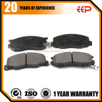 Pad Brake For Toyota Previa Tcr10 04465-28350 Fd2717 - Buy Pad ...