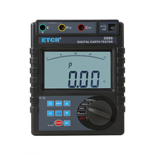 2019 Hot Sales 0 ~ 600V ETCR3000 Digitale Aarde Weerstand <span class=keywords><strong>Tester</strong></span>