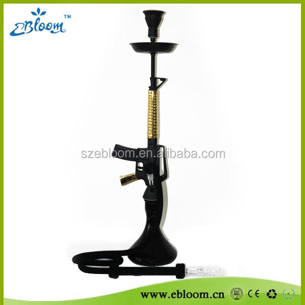Best Places In Dubai For Shisha: Best Selling Hookah Portable Colored Ak47 Hookah Shisha