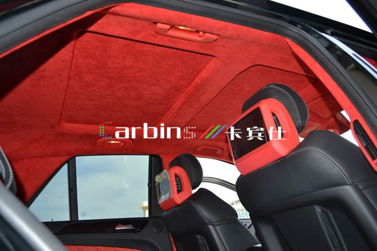 red suede fabric hot sale car interior door trim roof decorative material supplier buy suede. Black Bedroom Furniture Sets. Home Design Ideas