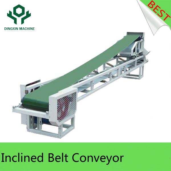 2019 BU series 5-30m Mobile Feeding Paddy Belt Conveyor