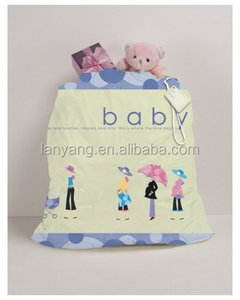 Mod Mom Baby Shower Giant Gift Bag