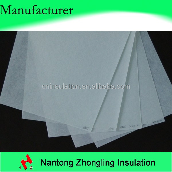 6630 DMD flexible composite material insulation paper for dry type transformer