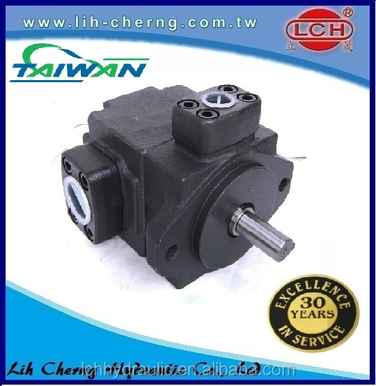 engineering machinery extrnal pv2r vane pump series yuken hydraulic pump