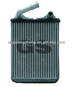 Mitsubishi Pajero heater CORE for Mitsubishi heater for Mitsubishi heater radiator for Pajer heater radiator for OEM:MB813485