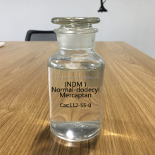 Arkema Original High quality 99.0% 1-Dodecanethiol / Normal-dodecyl Mercaptan (NDM) CAS No.112-55-0 exporting to Korea Lotte