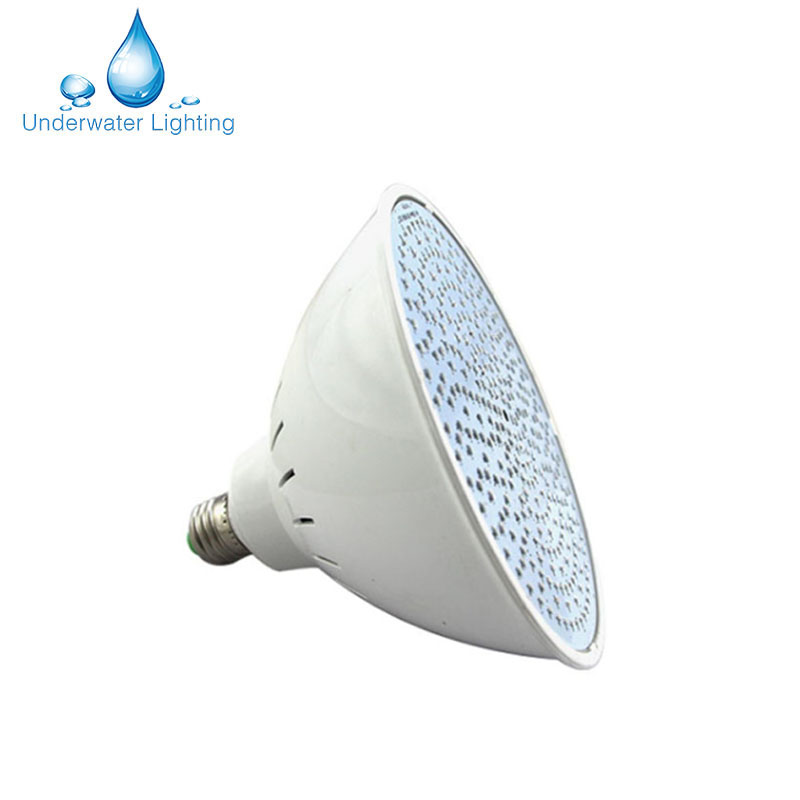 35W 12V 220V Recessed PAR56 Bulb E26/E27 Led Underwater Swimming Pool Light Pentair Hayward Fixture