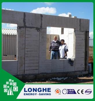 Longhe Acrylic Resin Exterior Wall Panels