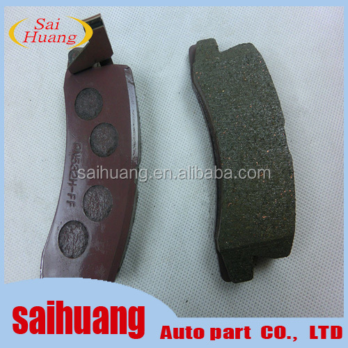 Semi-ceramic brake pads for CELICA ST185 04466-32010
