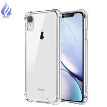 Anti-Scratch Hybrid TPU PC Phone Case 대 한 iPhone XR Air Cushion Shockproof Mobile Case Cover 대 한 Apple XR