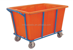 Polyethylene Tough plastic tubs utility trucks