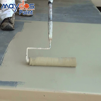 Maydos Common Epoxy Floor Paint For Concrete Decoration
