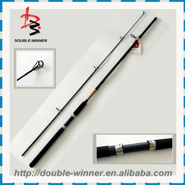High quality carbon automatic casting fishing rod buy for Automatic fishing rod