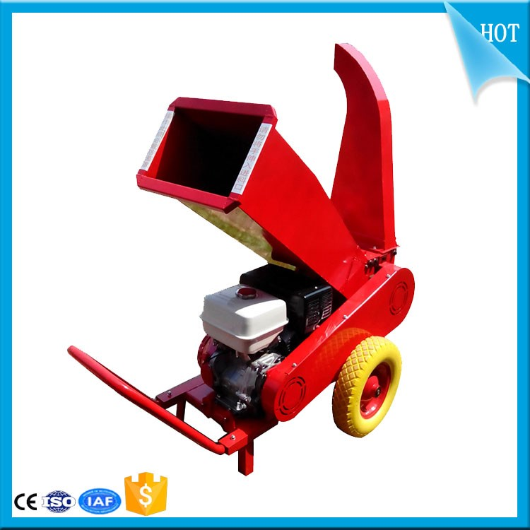 China Popular Wood Trunk Crusher, Wood Branch Crusher with customized voltage