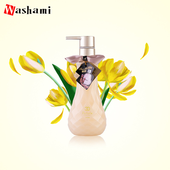 Smooth hydrating skin care flower fragrance whitening cream body lotion