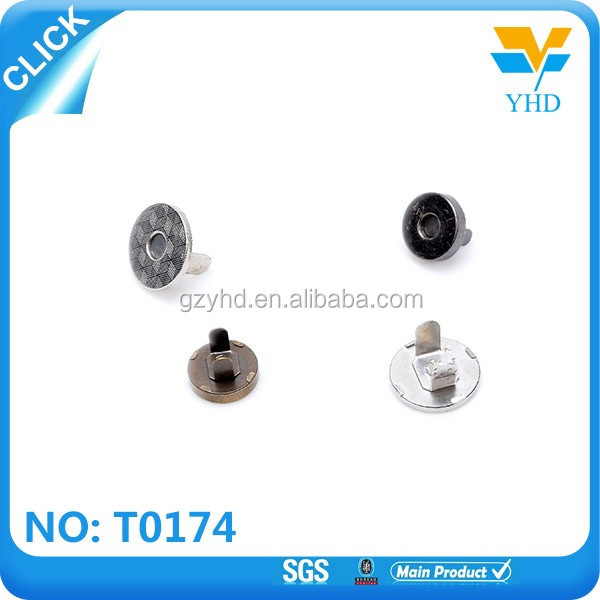 hot selling good quality dome head metal snap rivet stud