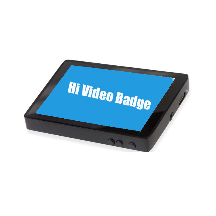 3inch wearable original oled video badge with video belt buckle video wristband with 4GB for <strong>Advertising</strong> use
