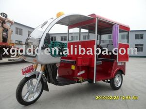 electrIc tricycle for BD market