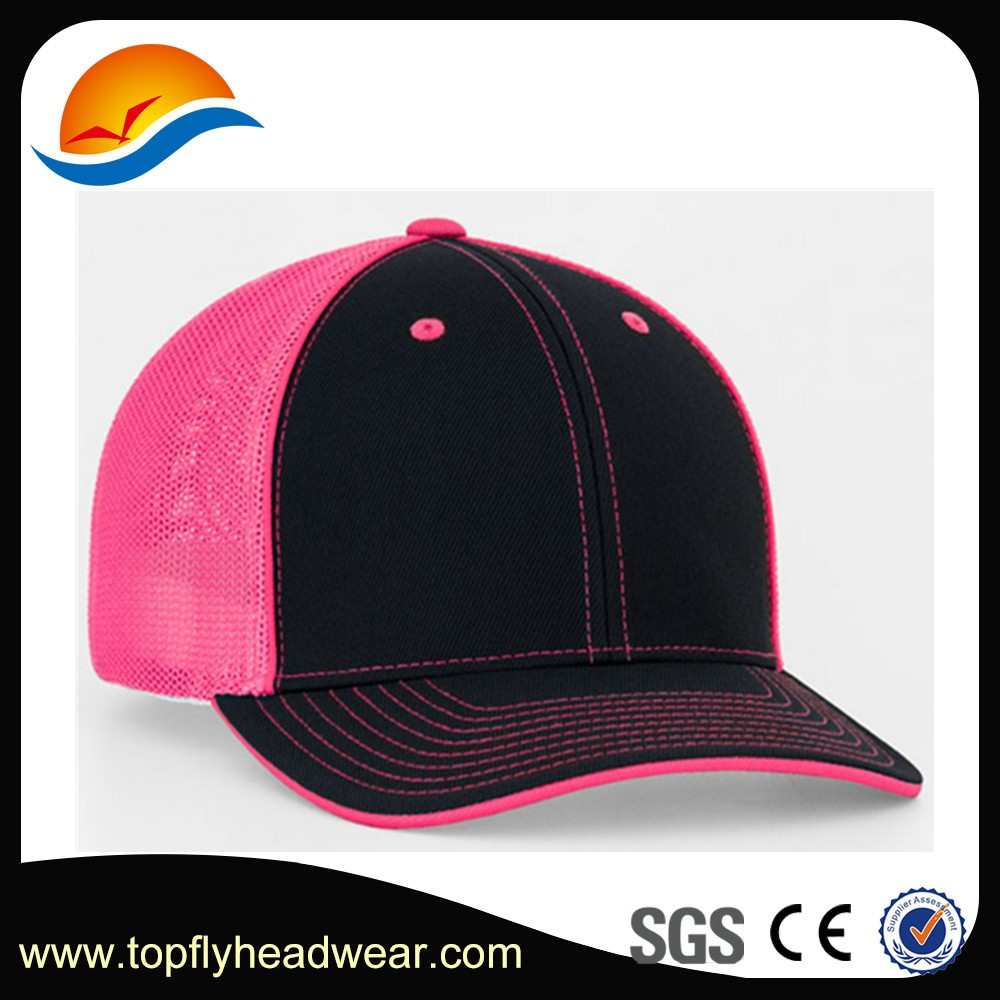 Custom Made Neon Snapback Trucker Hats Wholesale Buy