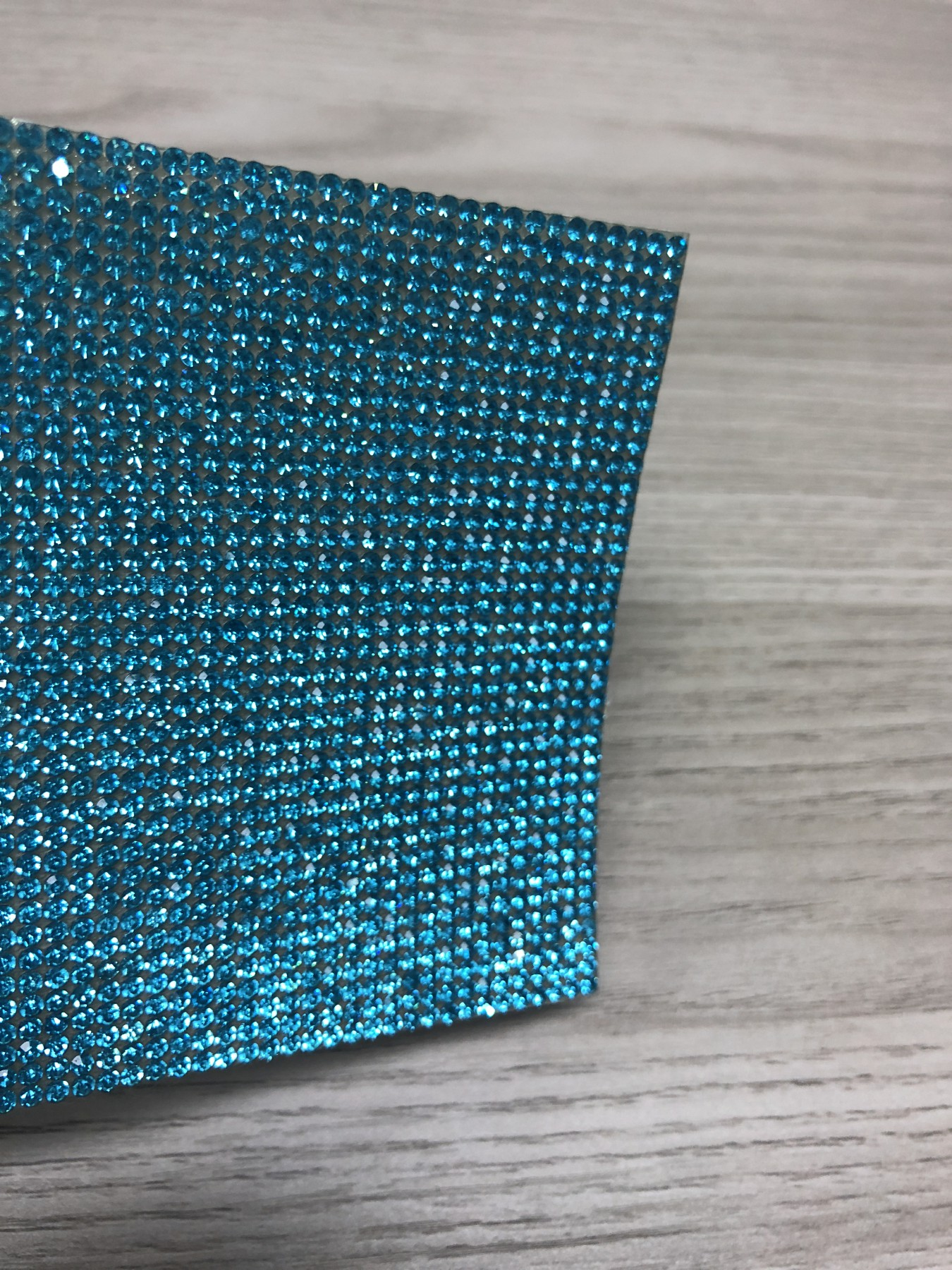 Good Smell Bling Adhesive Rhinestone Sheet Sticker
