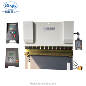 RBQLTY automatic CNC press brake / sheet metal cutting and bending machine