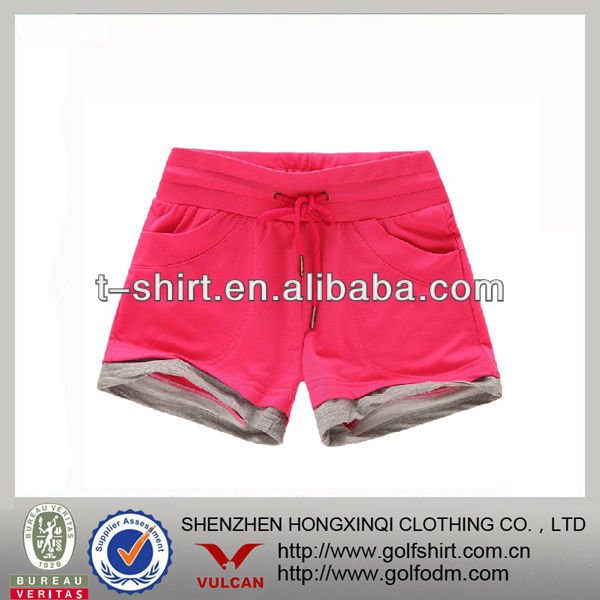Pink Ladies Shorts, Pink Ladies Shorts Suppliers and Manufacturers ...