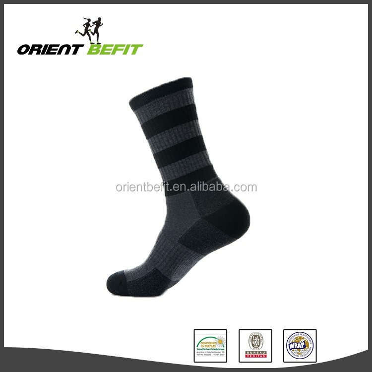 Wholesale winter women Sweat-Absorbent custom made socks / designer socks wholesale