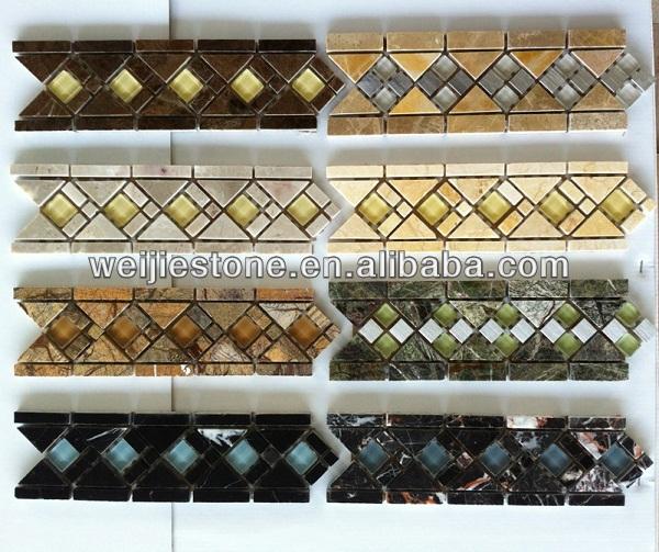 Marble Flooring Border DesignsGlass Granite Edging StoneEasy Stone Designs