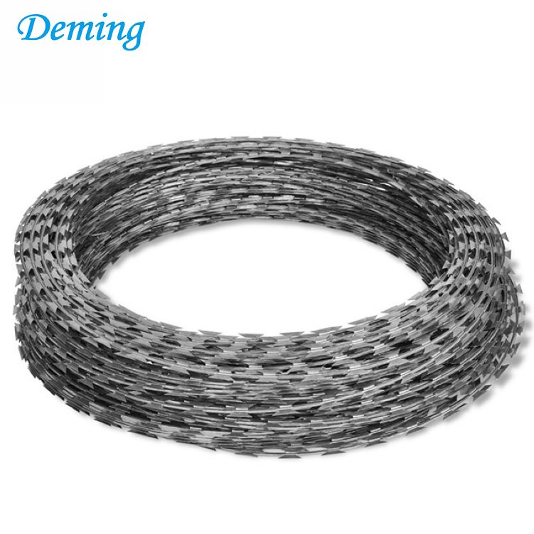 Razor Barbed Wire, Razor Barbed Wire Suppliers and Manufacturers at ...