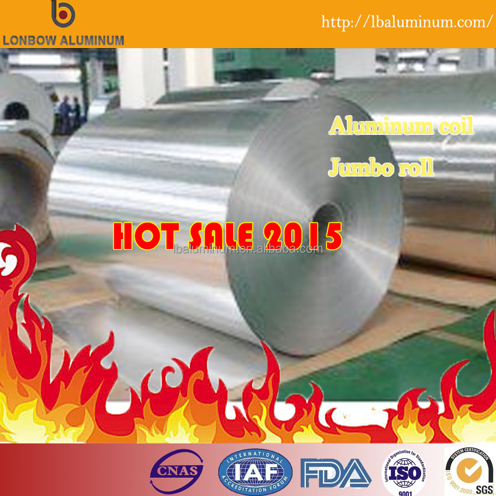 aluminum coil can body, can end and top coil, aluminum hot rolling coil5052,5182,5042