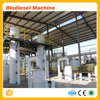 European standards biodiesel plant machine, used cooking oil making biodiesel production machine biodiesel machines for sale