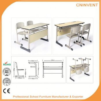 Modern Style Different Types Classroom Chair With Tablets From China Cool School Furniture Manufacturers Style