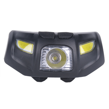Flashlight Super Bright Headlights Water Resistance Sensitive Touch Switch Camp Light LED Headlamp