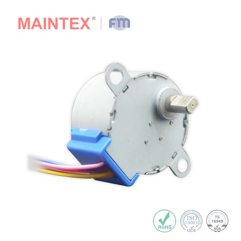 China MAINTEX Motor for 24BYJ48 12vdc stepping motor